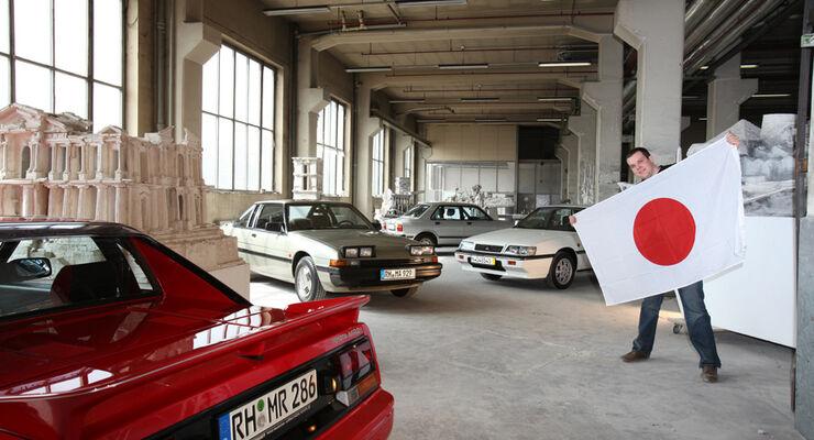 Garagen-Porträt