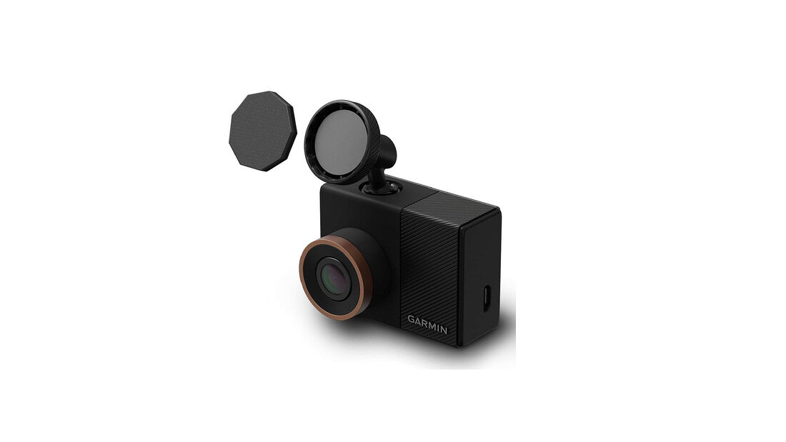 Garmin Dashcam 55, ADAC Dashcam-Test 2018