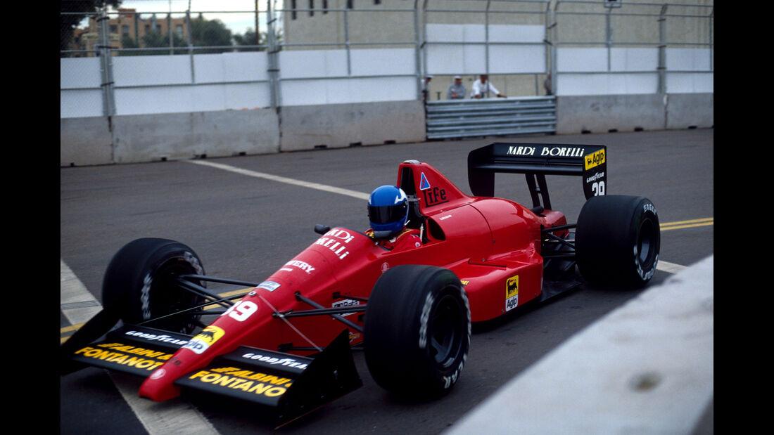 Gary Brabham - Life L190 - Phoenix 1990