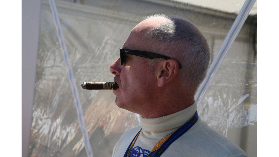 Gary Hartstein GP Monaco 2011