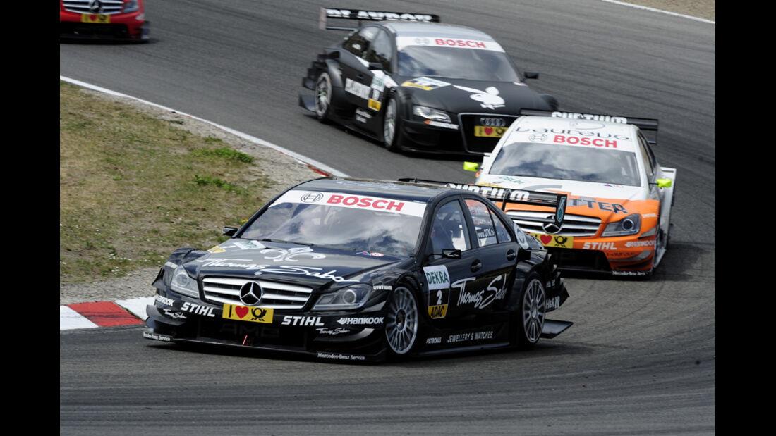 Gary Paffet DTM Zandvoort 2011