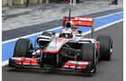 Gary Paffet - McLaren - Young Drivers Test - Abu Dhabi - 7.11.2012