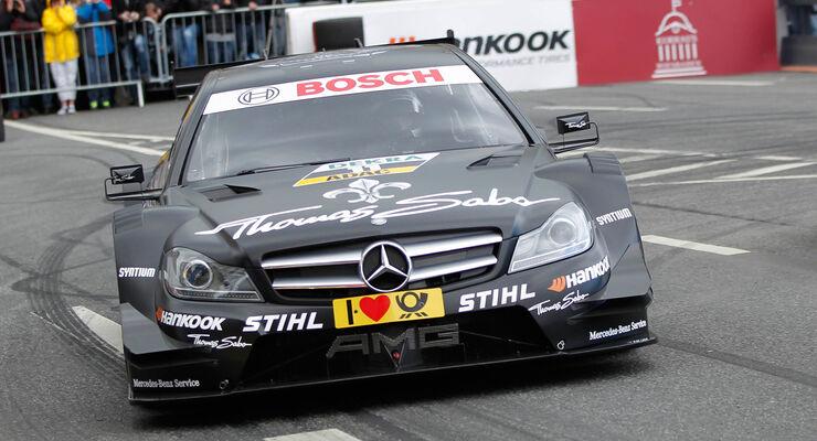Gary Paffett DTM 2012