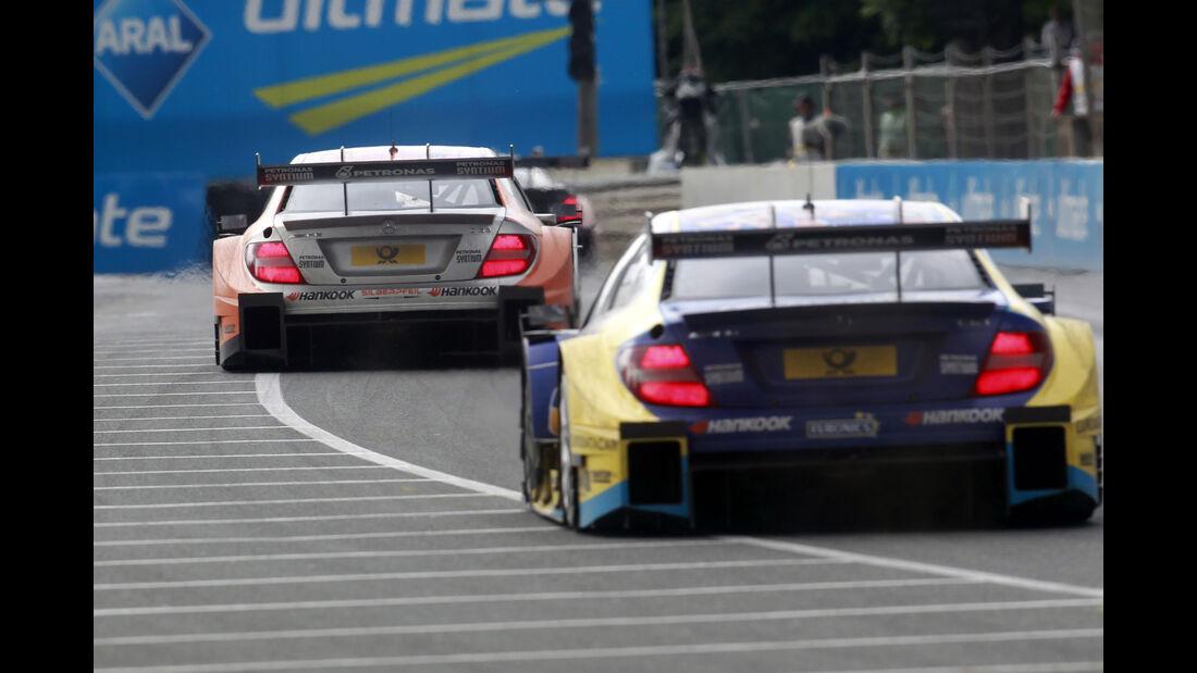 Gary Paffett - DTM - Norisring - 27.06.2015
