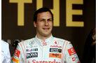 Gary Paffett McLaren 2011