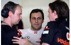 Gary Paffett - McLaren - Young Driver Test - Abu Dhabi - 16.11.2011