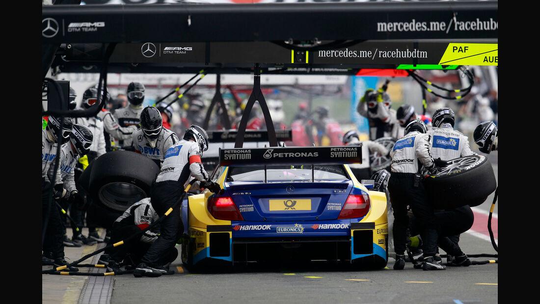 Gary Paffett - Mercedes - DTM - Oschersleben - 2. Rennen - Sonntag - 13.9.2015