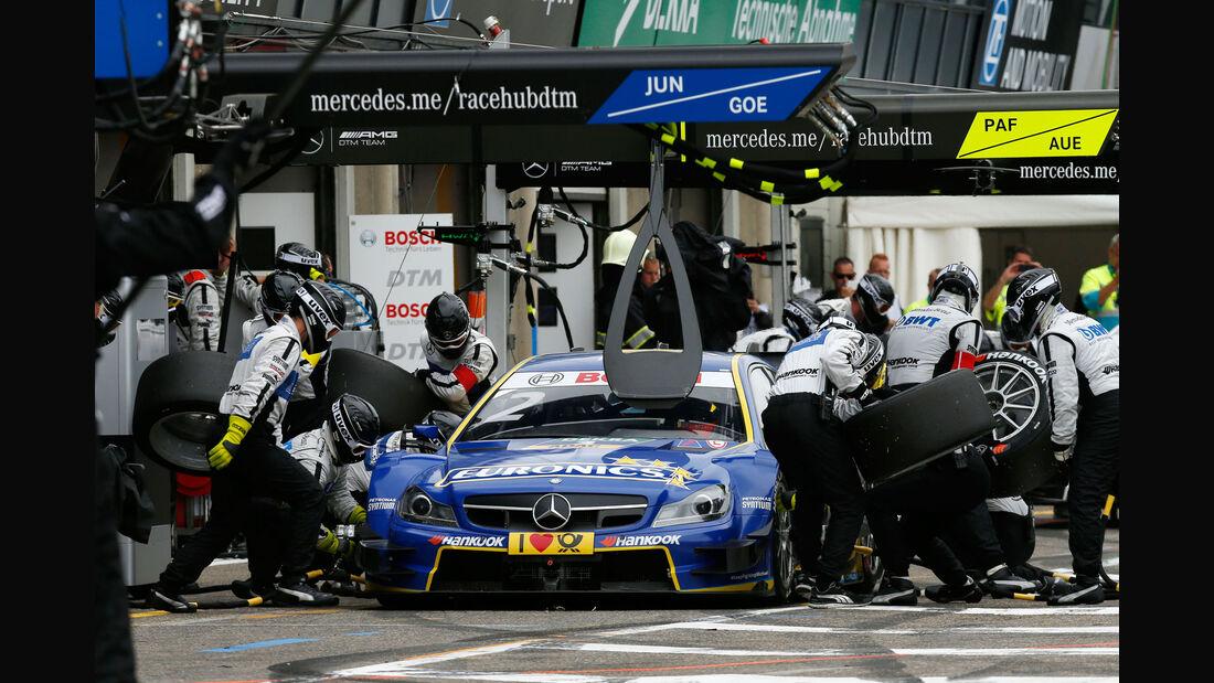 Gary Paffett - Mercedes - DTM - Zandvoort - 2. Rennen - Sonntag - 12.7.2015
