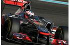 Gary Paffett Young Driver Test Abu Dhabi 2011