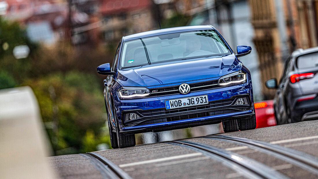 Gas VW Polo TGI, ams 2420