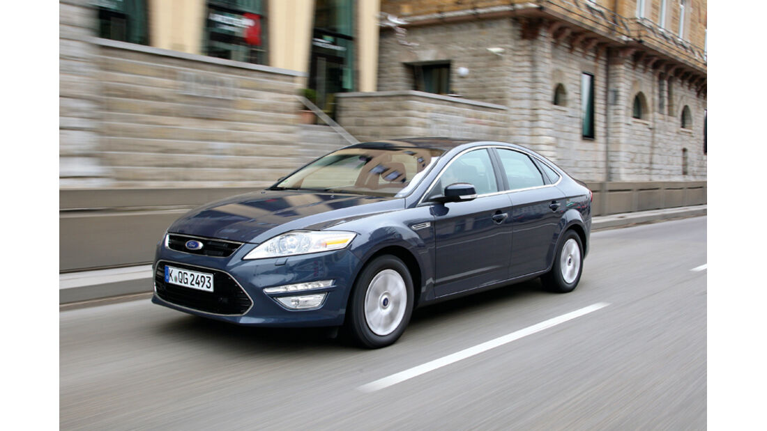 Gasautos, Ford Mondeo LPG