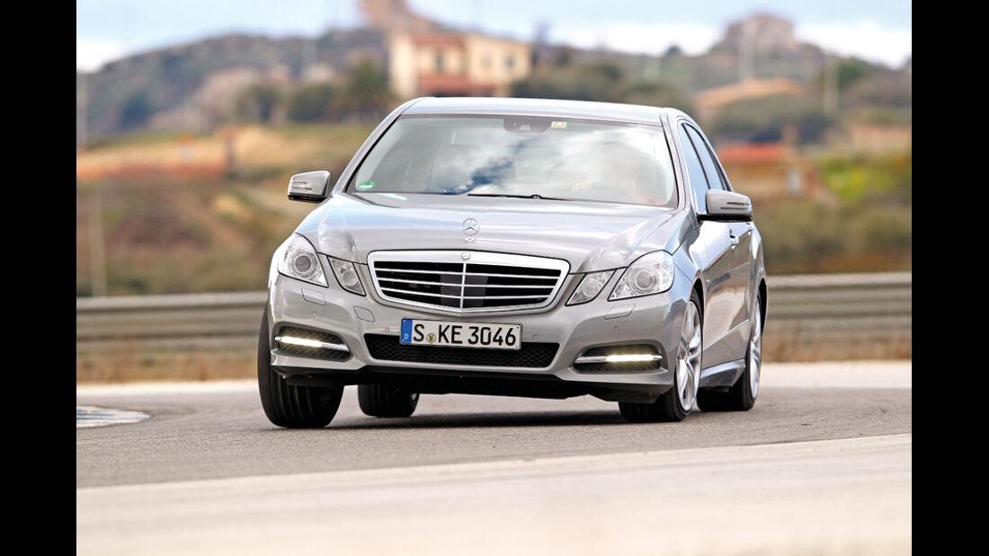Gasautos, Mercedes E 200