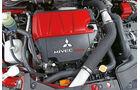 Gassner-Evo hg400R, Motor