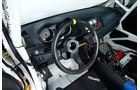 Gassner-Mitsubishi Gruppe N-Evo, Lenkrad