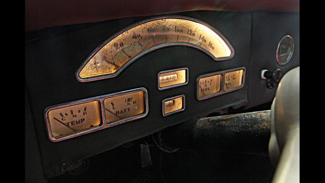 Gatsonides Ford Mercury, Instrumente