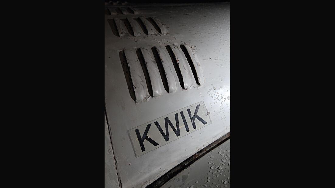 Gatsonides Ford Mercury, Kwik