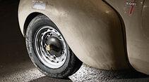Gatsonides Ford Mercury, Rad, Felge
