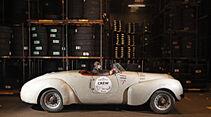 Gatsonides Ford Mercury, Seitenansicht