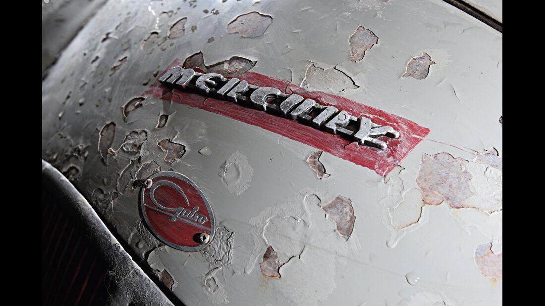 Gatsonides Ford Mercury, Typenbezeichnung
