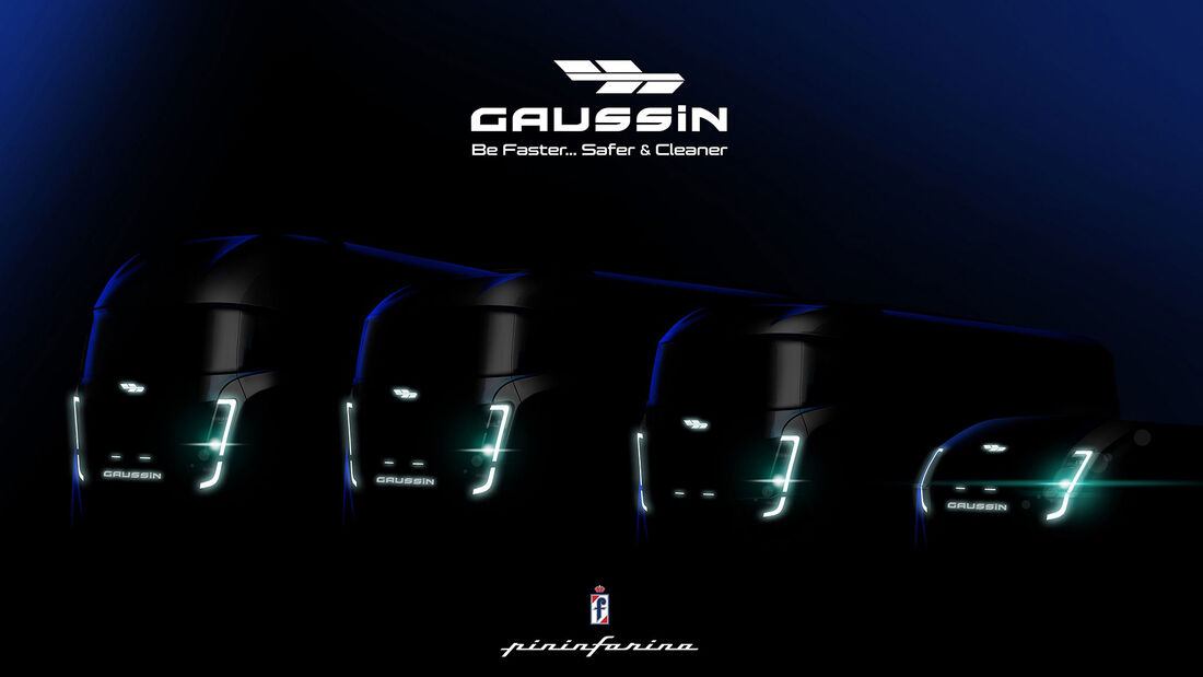 Gaussin Elektro-Lkw