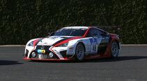 Gazoo Racing Lexus LFA 24h-Rennen