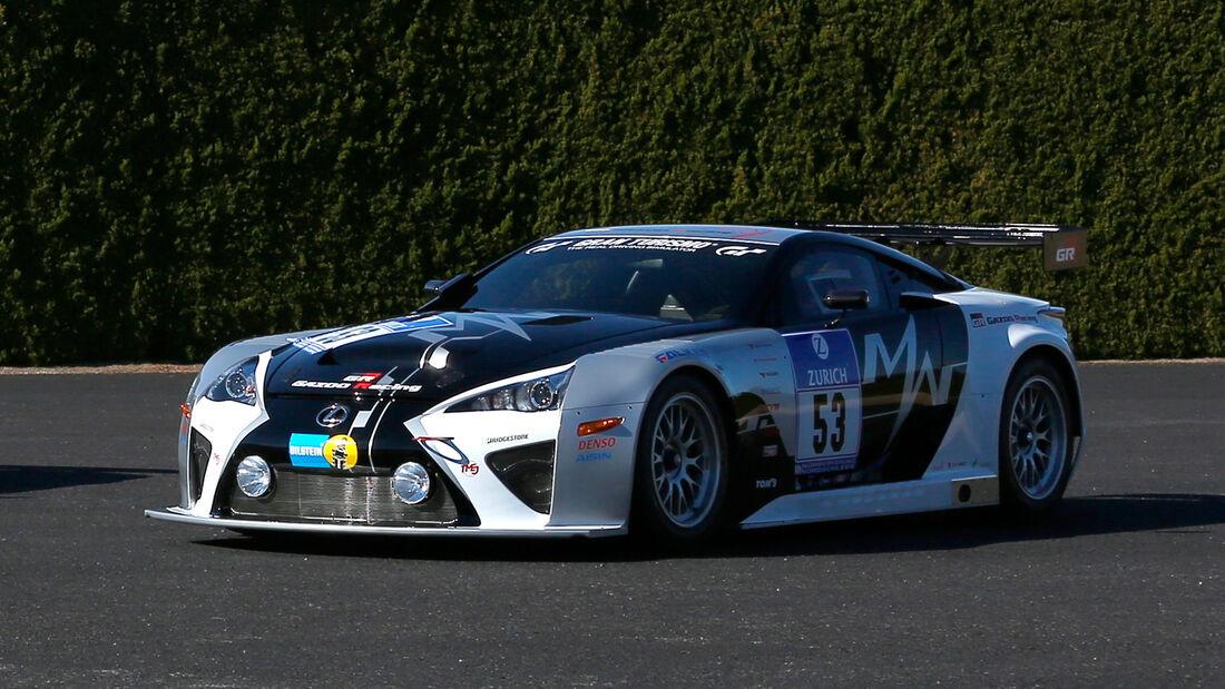 Gazoo Racing Lexus LFA Code X 24h-Rennen
