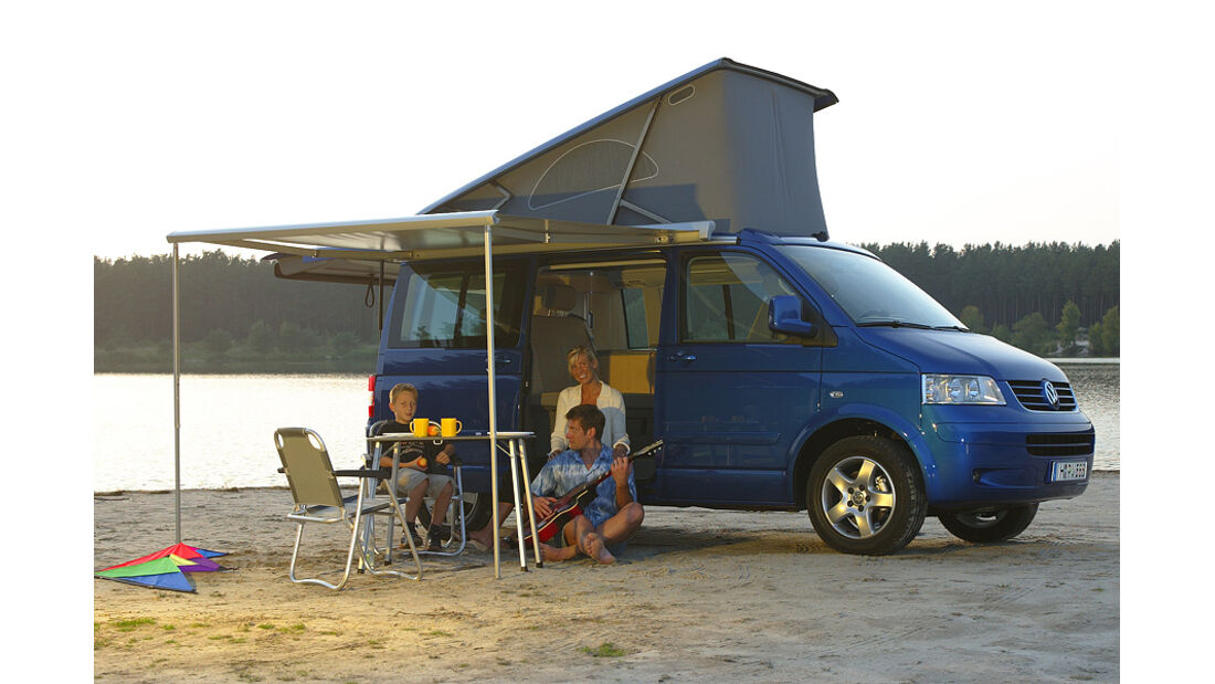 Gebrauchte Campingbusse