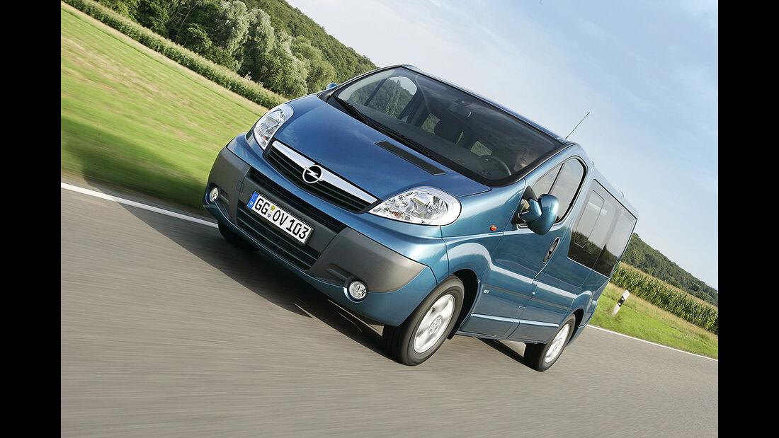 Gebrauchtwagen, Familienautos, Opel Vivaro