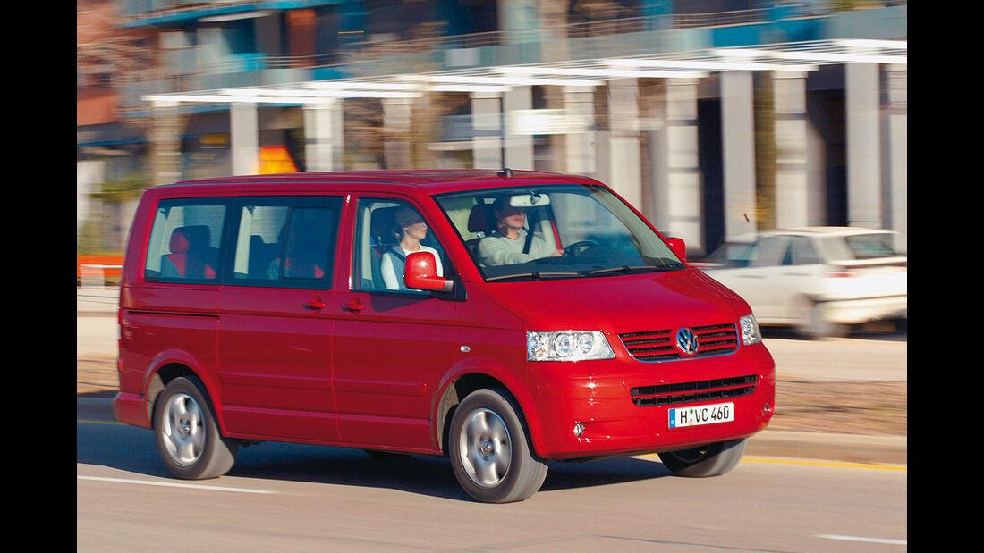 Gebrauchtwagen, Familienautos, VW Multivan