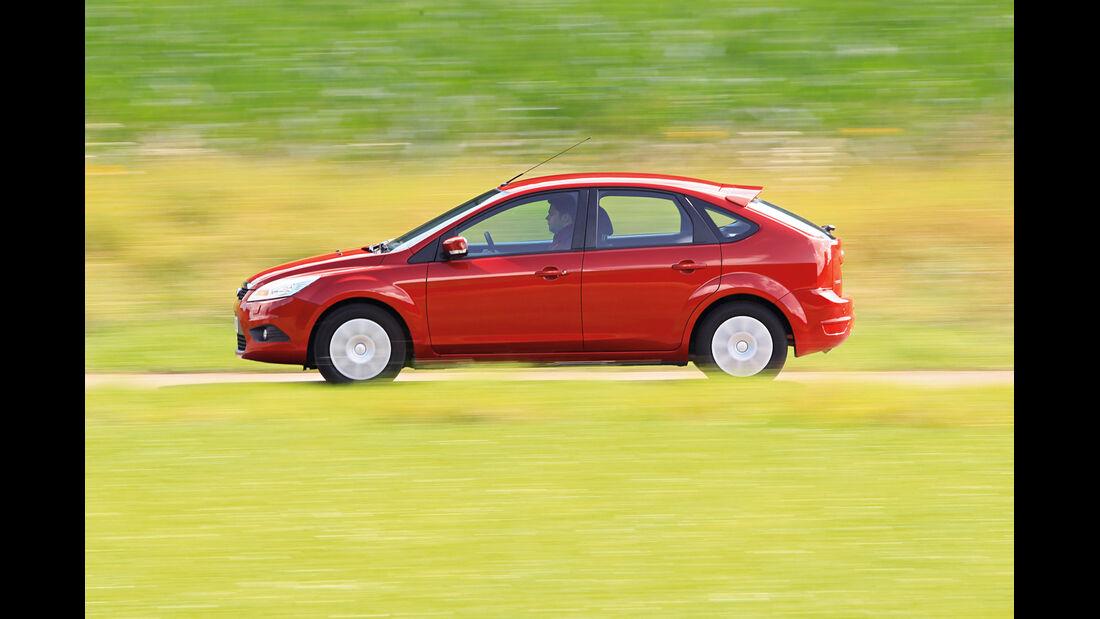 Gebrauchtwagen, Privat- oder Händlerkauf, Ford Focus