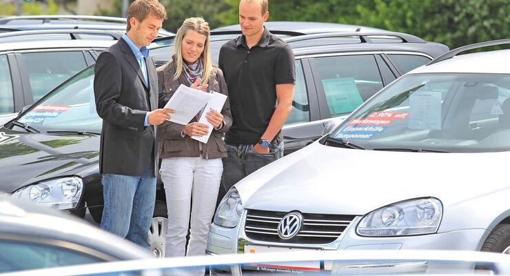 Gebrauchtwagenhändler-Test, Bedarfsanalyse