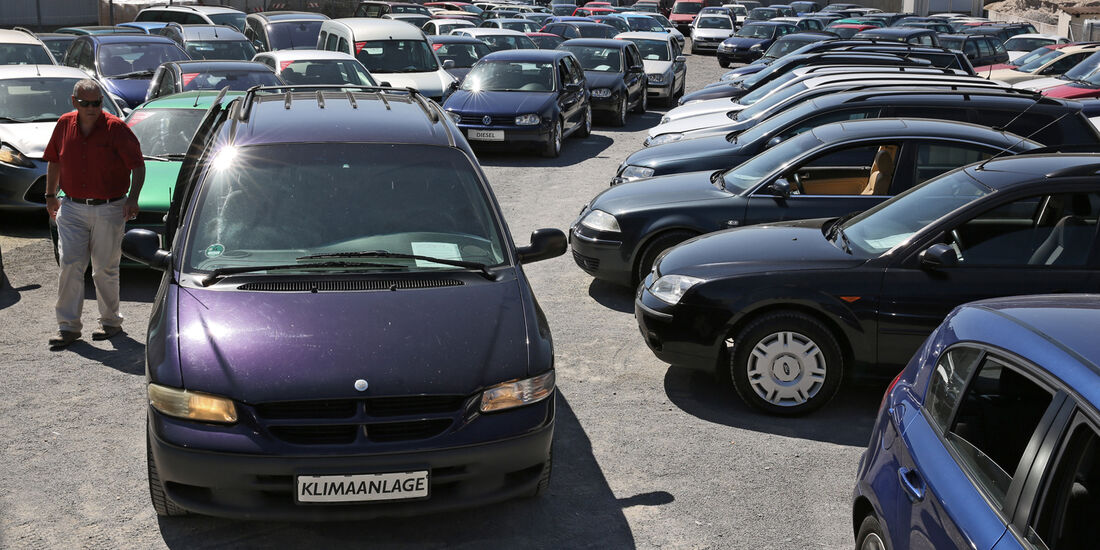 Gebrauchtwagenhandel