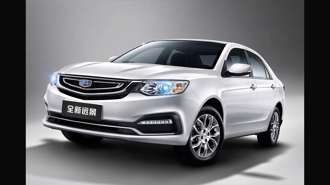 Geely FC Vision