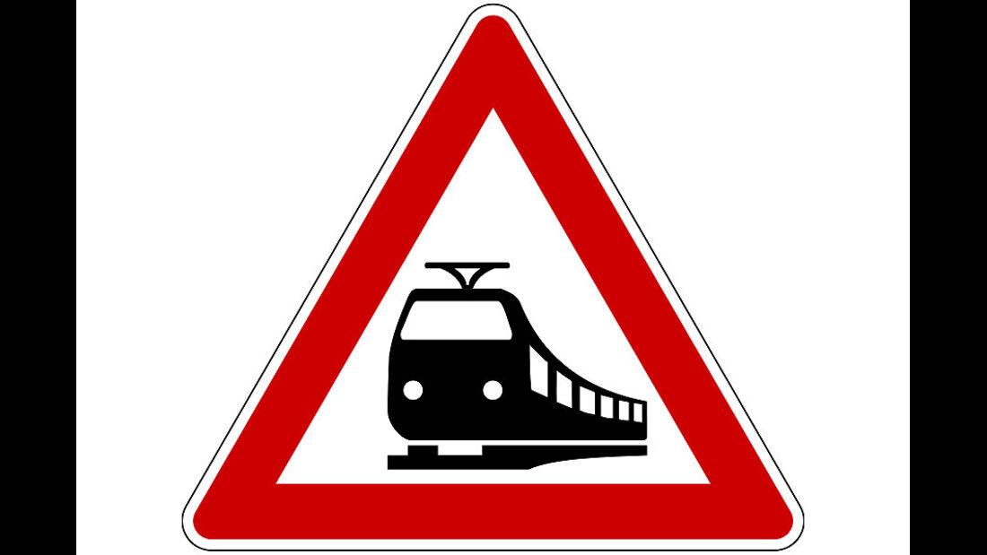 Gefahrzeichen - Verkehrszeichen
