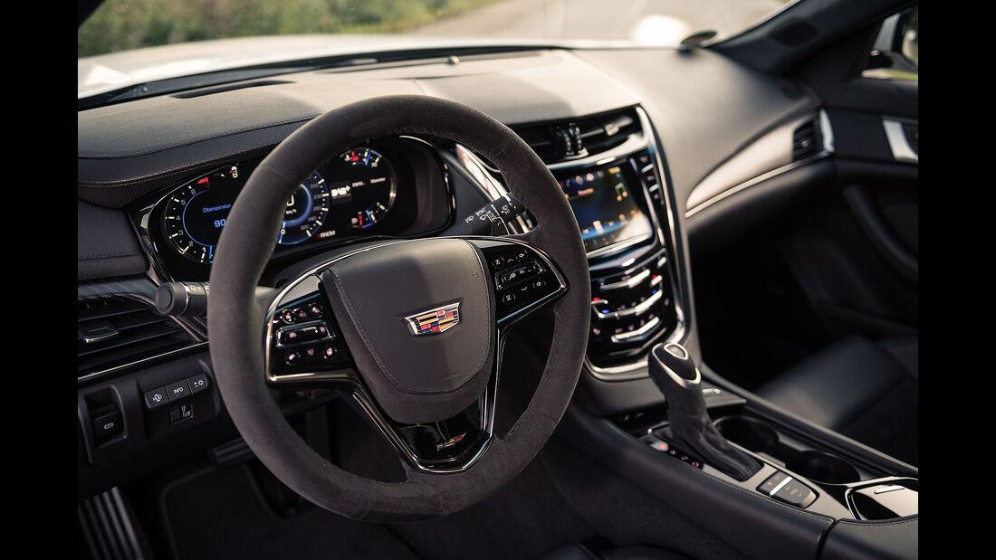 "Geiger Cars Cadillac CTS-V ""Kompressor 753"""