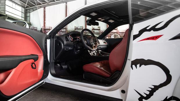 Geiger Cars Dodge Challenger Cerberus