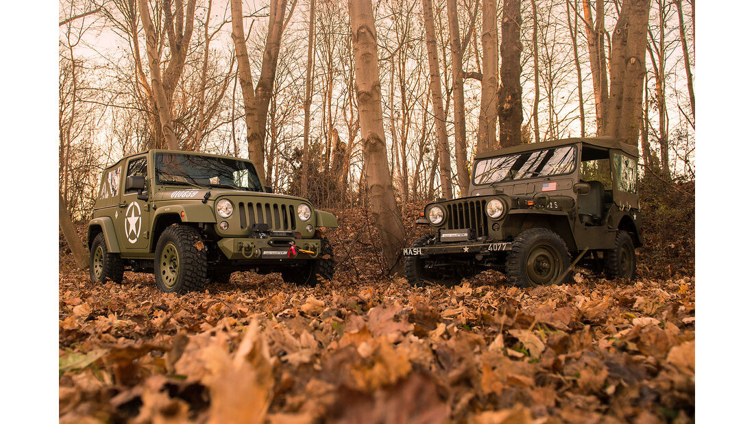 Geiger Cars Jeep Willys Limited Edition