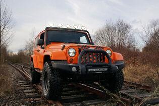 Cars Like Jeep Wrangler