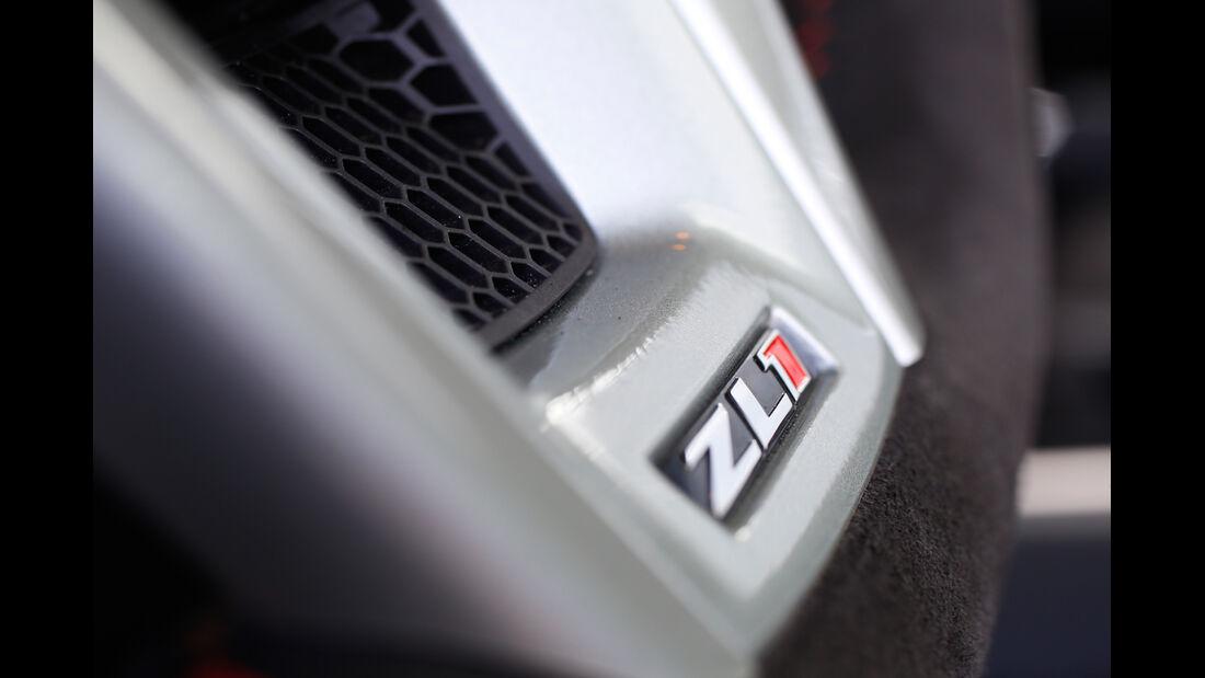 Geiger Chevrolet Camaro ZL1, Emblem