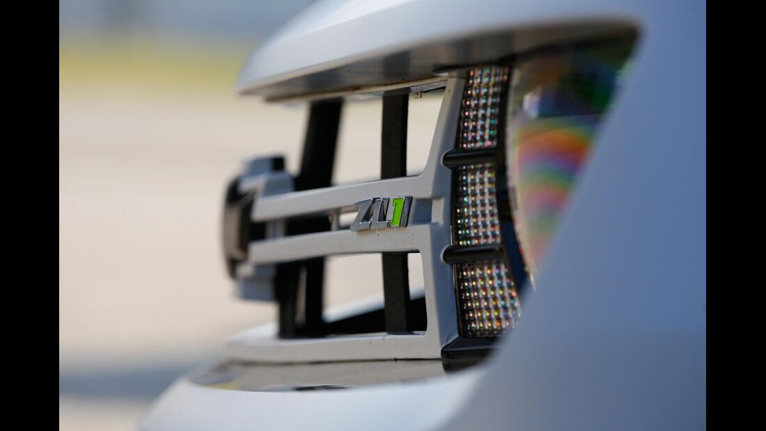 Geiger Chevrolet Camaro ZL1, Kühlergrill