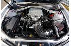 Geiger Chevrolet Camaro ZL1, Motor