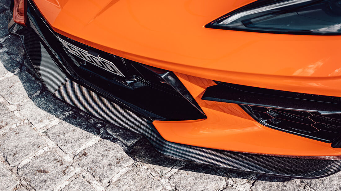 Geiger Corvette C8 2021