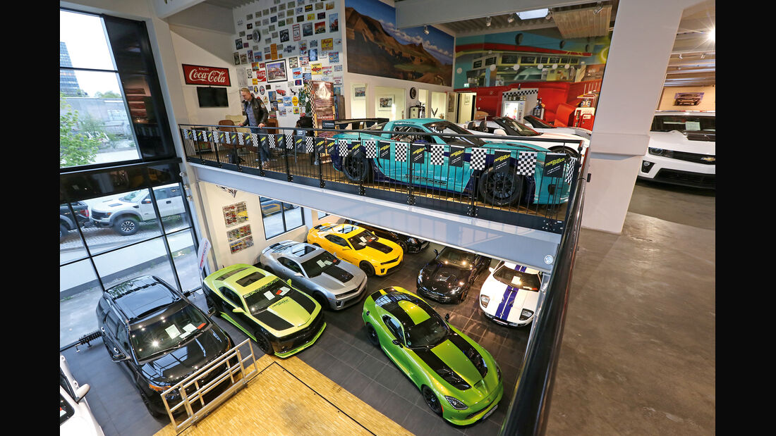 Geiger US-Cars, Porträt, Impressionen, GeigerCars