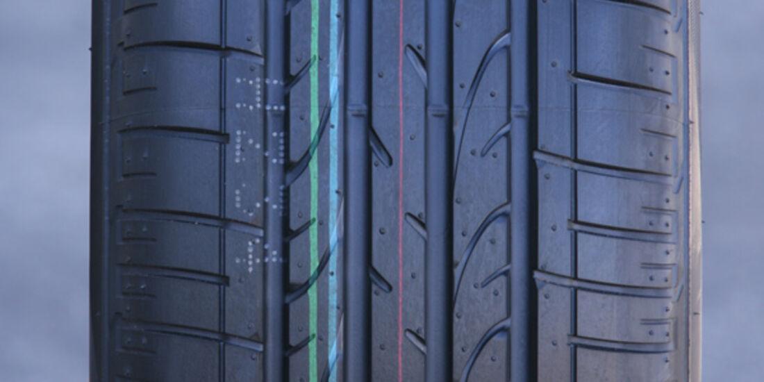 Geländewagen, Reifentest, Bridgestone Dueler H/P Sport