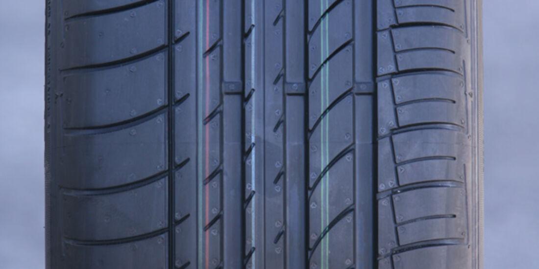 Geländewagen, Reifentest, Dunlop SP Quattromax