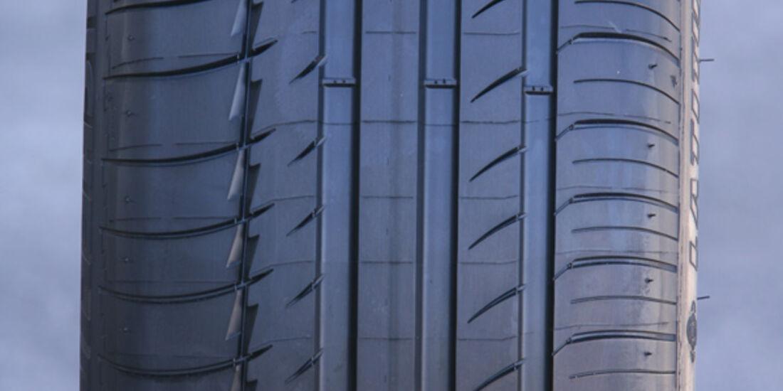 Geländewagen, Reifentest, Michelin Latitude Sport
