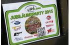 Geländewagenfreunde Bayerischer Wald Jubiläumsparty 2015