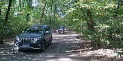 Geländewagentour Rumänien
