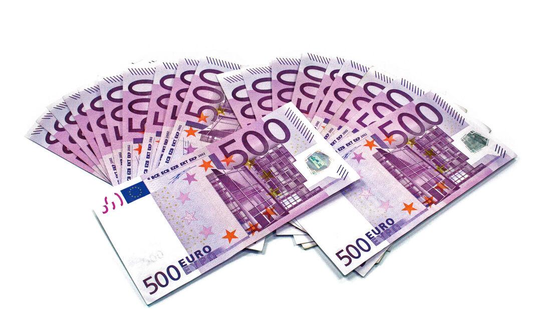 Geld, 10000 Euro