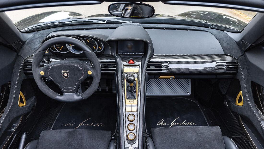 Gemballa Mirage GT von Samuel Eto'o